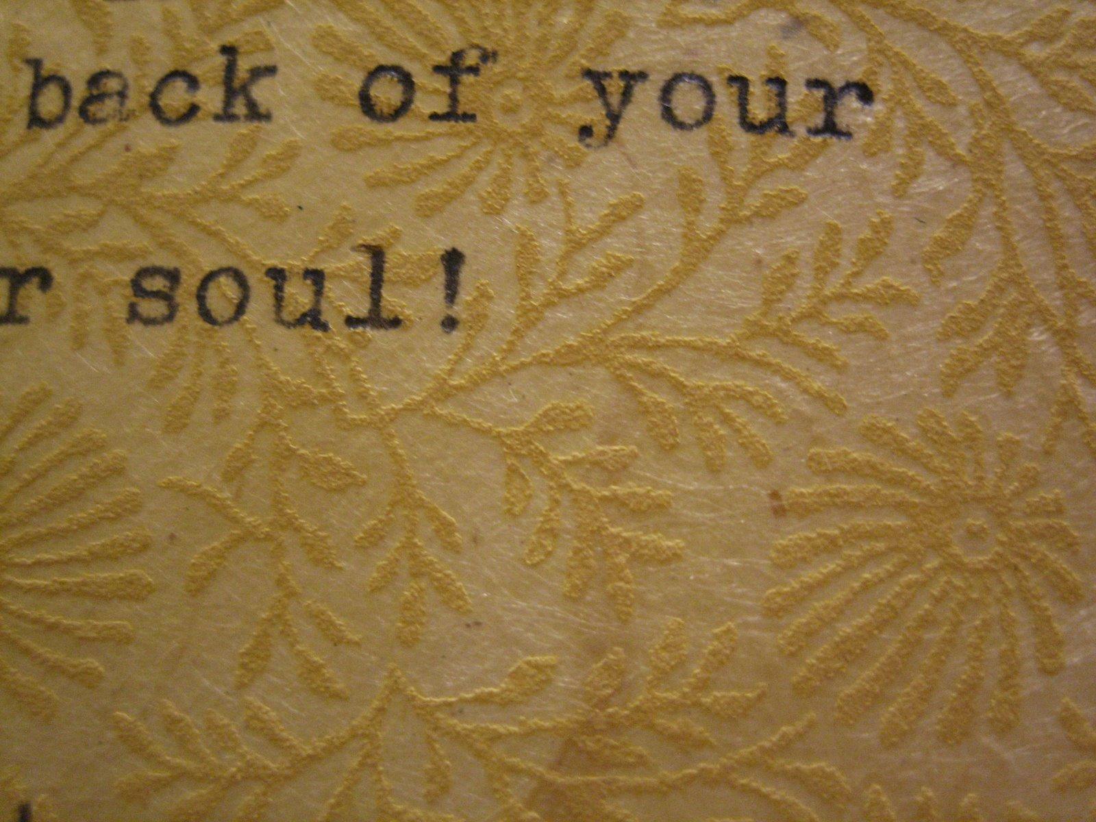 five yellow poems 2009 karen makes books